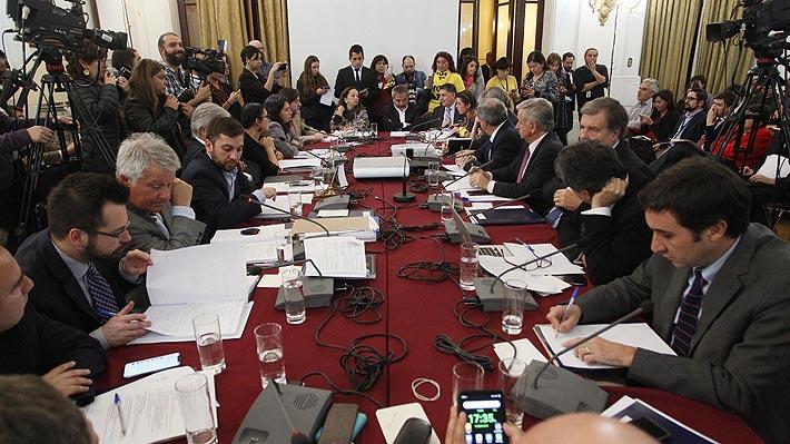 Pensiones: Diputados acuerdan votar reforma este jueves