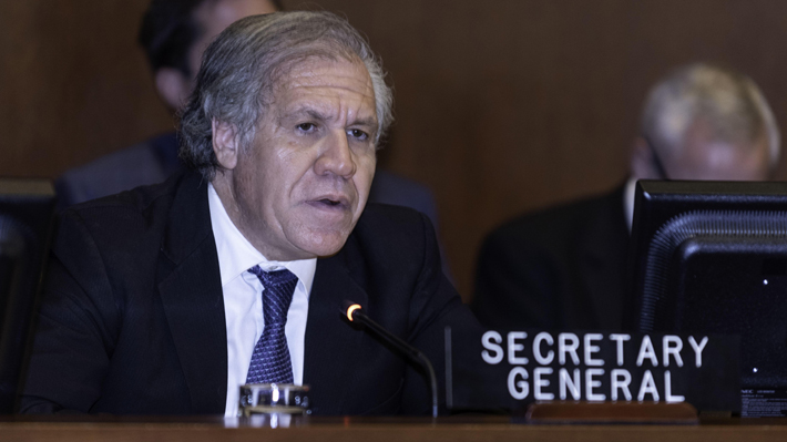 Secretario General de la OEA prepara visita a Chile en medio de críticas del Gobierno a la CIDH y esfuerzos por Venezuela