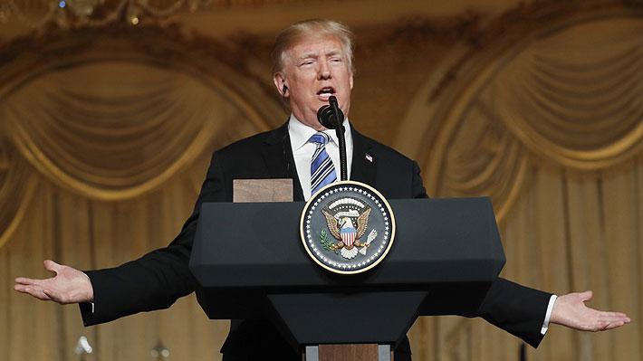 Trump asegura que conversaciones comerciales con China no han fracasado pese a mayores aranceles
