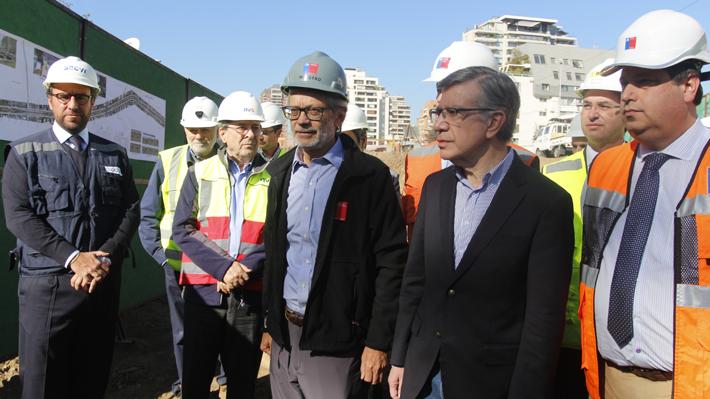 MOP anuncia que AVO I se construirá con túnel minero y que parque Américo Vespucio superará dimensiones actuales