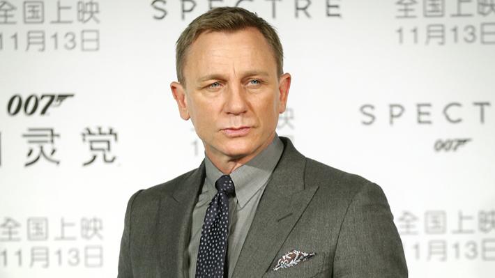 Rodaje de la versión número 25 de James Bond se vuelve a detener: Daniel Craig se lesionó en las grabaciones