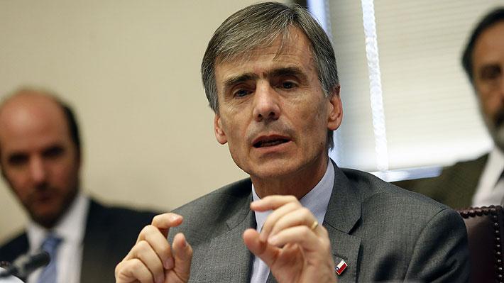 """Valente dice que el INE """"está en crisis"""" y detalla cuándo le informó al Banco Central la manipulación en el IPC"""