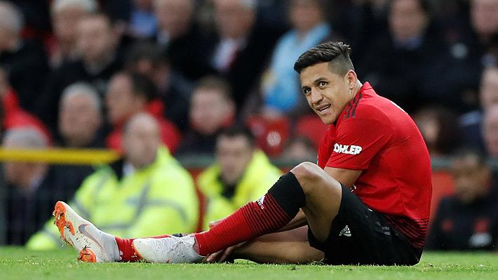 En Inglaterra aseguran que el United costearía la mitad del sueldo de Alexis para que se vaya al Inter