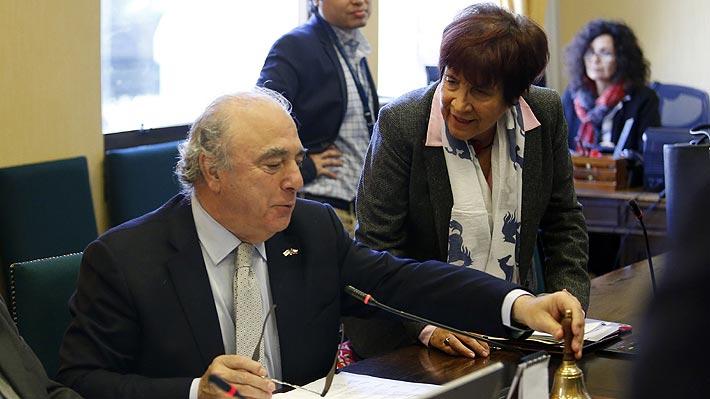 "Diputados critican actuar de ""matón"" de René García (RN) en la Cámara"