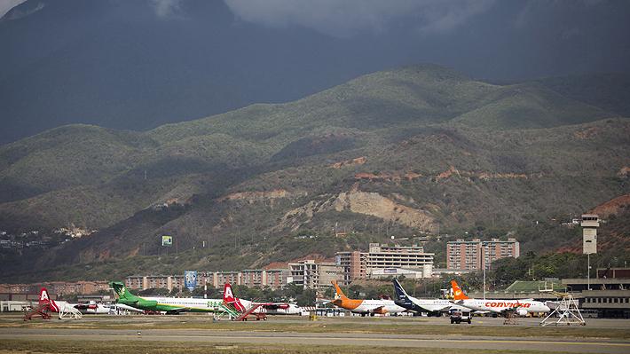 EE.UU. suspende todos los vuelos comerciales y de carga hacia y desde Venezuela