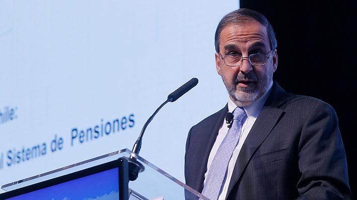 """Coordinador de la reforma de pensiones rebate las """"cuatro principales críticas"""" que se le hacen al proyecto"""