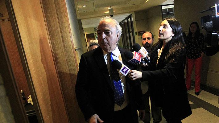 """RN afirma que diputado García """"no reaccionó bien"""", pero descarta sanciones internas por agresión a periodista"""