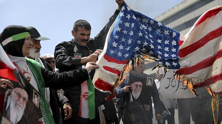 """Tensión en Medio Oriente: Irán le advierte a EE.UU. que """"estamos en la cúspide de una confrontación a gran escala"""""""