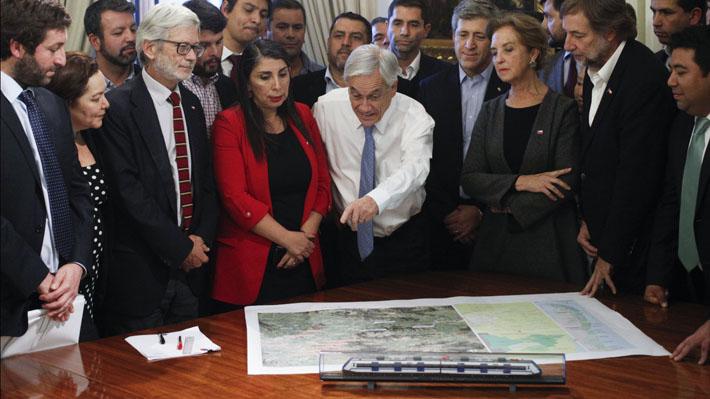 """Alcalde de Melipilla celebra aprobación de tren hacia Santiago: """"Éramos como el patio trasero de la Región Metropolitana"""""""