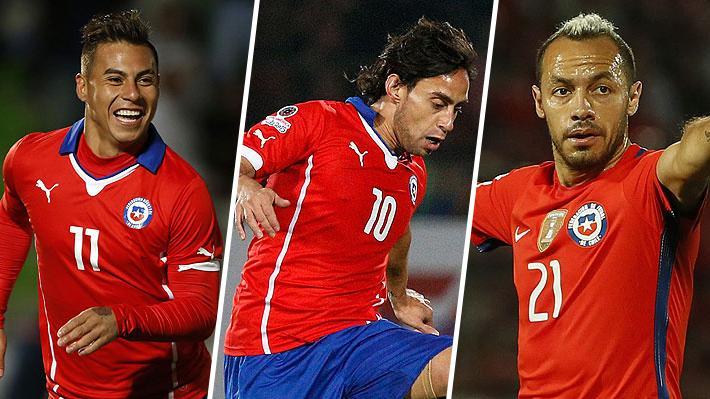 Copa América: Vargas y Valdivia podrían tener un lugar en la nómina final y Marcelo Díaz seguiría afuera