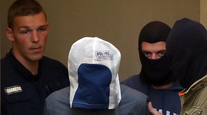 Ex jefe político de ETA detenido en Francia es trasladado para prestar declaración ante el juez