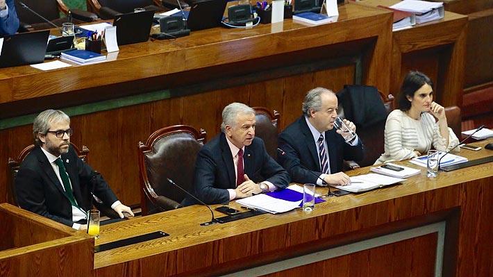 Gobierno acoge propuesta de la DC y el PR y anuncia la creación de un ente estatal para administrar el 4% de cotización adicional