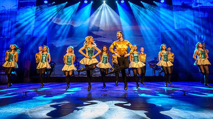 """""""Rhythm of the dance"""", uno de los mejores shows de danza celta del mundo, celebrará en Chile sus 20 años"""