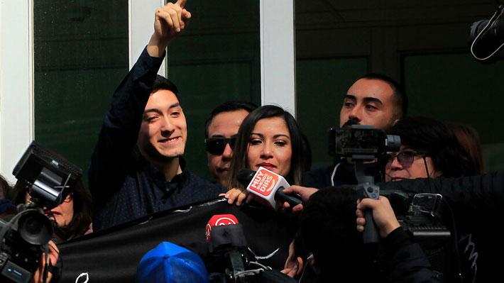 """Hijo de Nibaldo Villegas tras lectura de sentencia: """"Es una tranquilidad haber terminado este ciclo"""""""