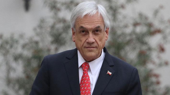 """Piñera destaca aprobación de idea de legislar proyecto de pensiones: """"Esta reforma es urgente, justa y necesaria"""""""