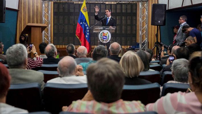 """Noruega confirma """"contactos preliminares"""" por crisis en Venezuela y ratifica su apoyo para buscar salida pacífica"""