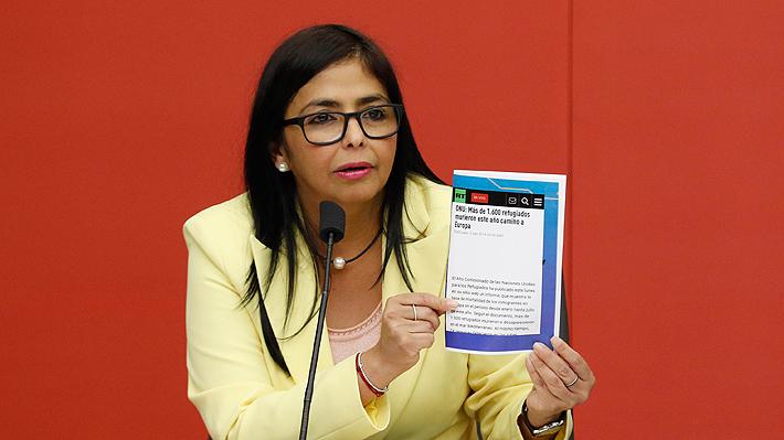 Gobierno de Maduro agradece mediación de Noruega y dice estar dispuesto a conversar con la oposición