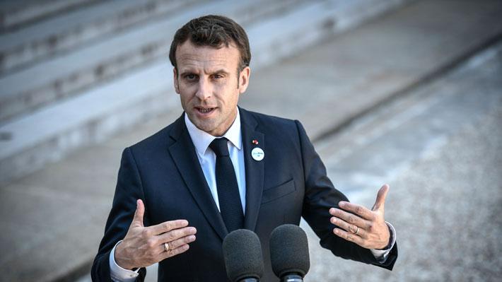 """Macron por detención de ex líder de la ETA: """"La reconciliación política no implica amnistía"""""""