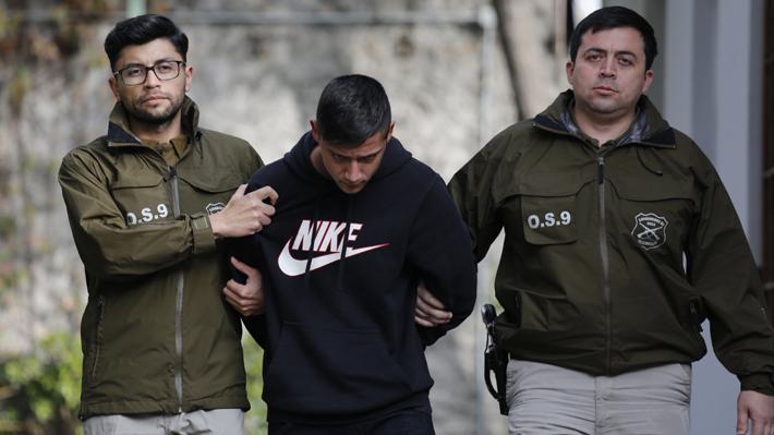 """Detienen a presunto autor de homicidio de joven baleado en Conchalí que fue despedido con """"narcofuneral"""""""