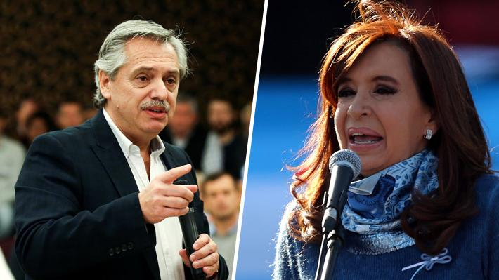 Las duras críticas que realizó a Cristina Fernández en 2015 el hoy compañero de lista de la candidata a Vicepresidenta