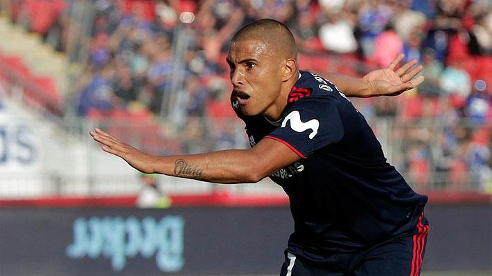 Remate furioso para el empate: Mira los goles de la U y Colo Colo en el Superclásico