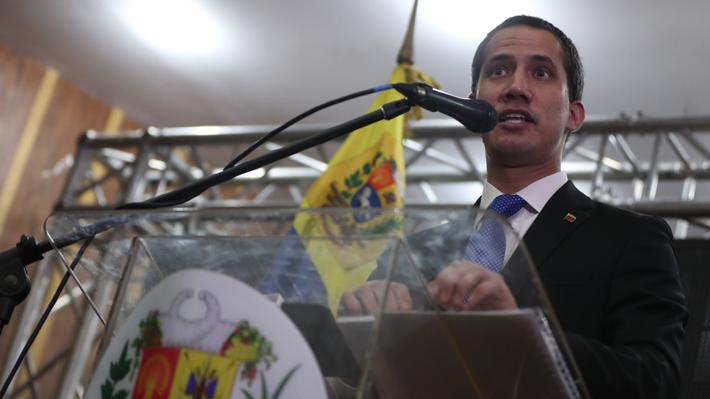 """Guaidó dice que el Gobierno de Maduro está """"tan débil"""" que quiso """"manipular"""" con diálogo a la oposición"""
