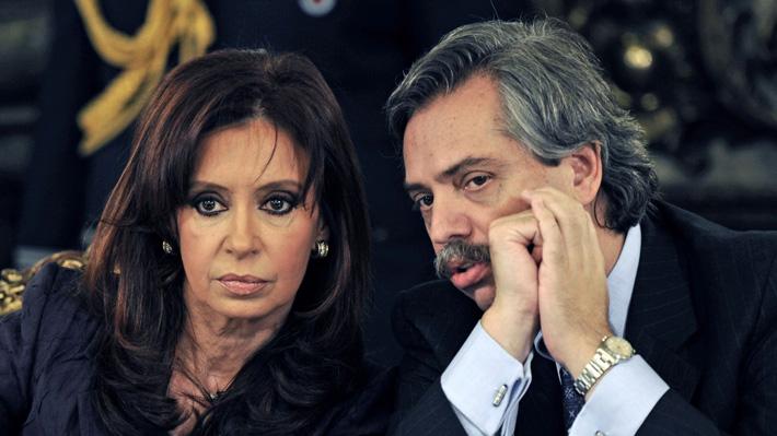"""Candidato presidencial argentino: """"Junto a Cristina vamos a trabajar incansablemente para recuperar la dignidad para todos"""""""