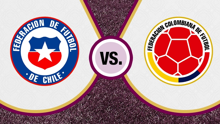"""Así fue el empate de la """"Roja"""" femenina ante Colombia"""