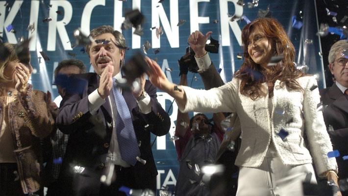 """""""Dame 24 horas para pensarlo"""": Cómo se gestó la candidatura de Cristina y Alberto Fernández para presidir la Casa Rosada"""