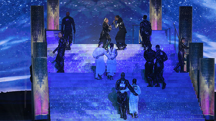 "Ministra israelí critica actuación de Madonna en Eurovisión: ""No se puede mezclar política con un evento cultural"""