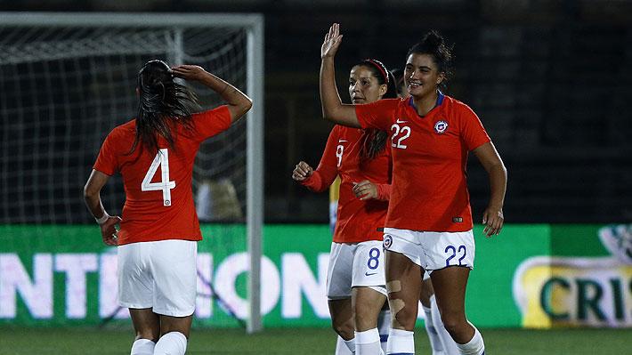 """Con Christiane Endler a la cabeza: La """"Roja"""" femenina oficializa su nómina para el Mundial de Francia"""