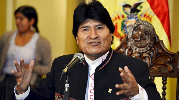 Elecciones en Bolivia: Evo Morales encabeza sondeos con un 38% de intención de voto