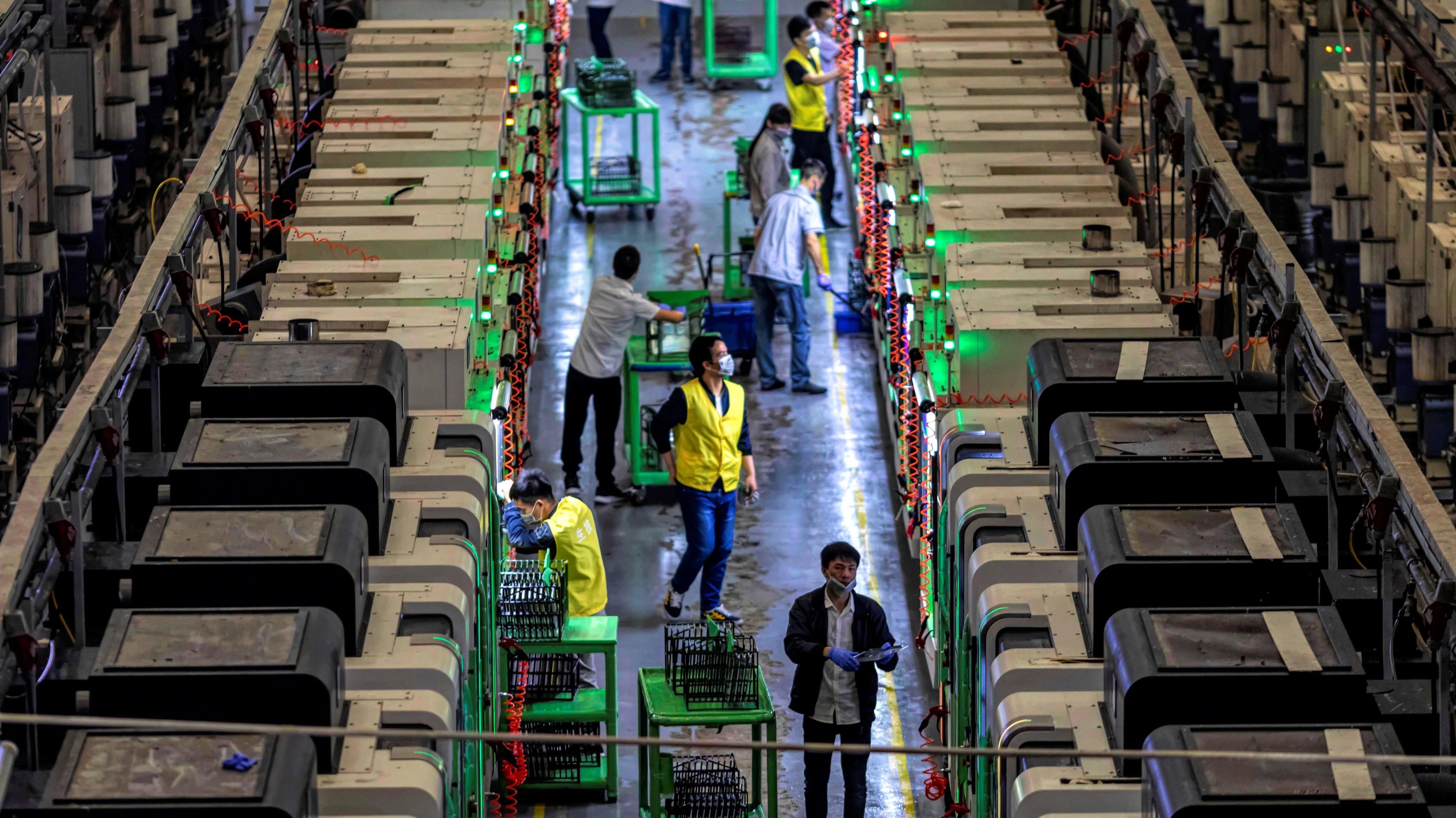 OCDE disminuye sus proyecciones de crecimiento económico para 2019 en medio de guerra comercial entre EE.UU. y China