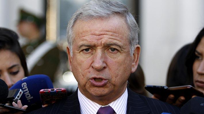 """Ministro de Hacienda y bajo crecimiento trimestral: """"Estamos convencidos que la economía se va a recuperar con fuerza"""""""