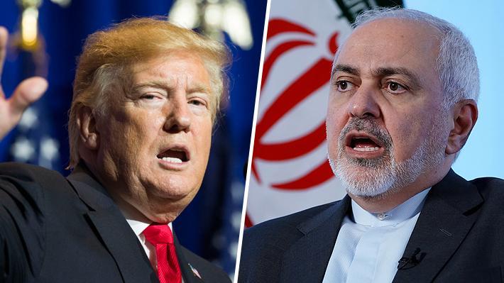 """Trump amenaza con """"el fin oficial de Irán"""" y el país islámico le responde: Son """"burlas genocidas"""""""