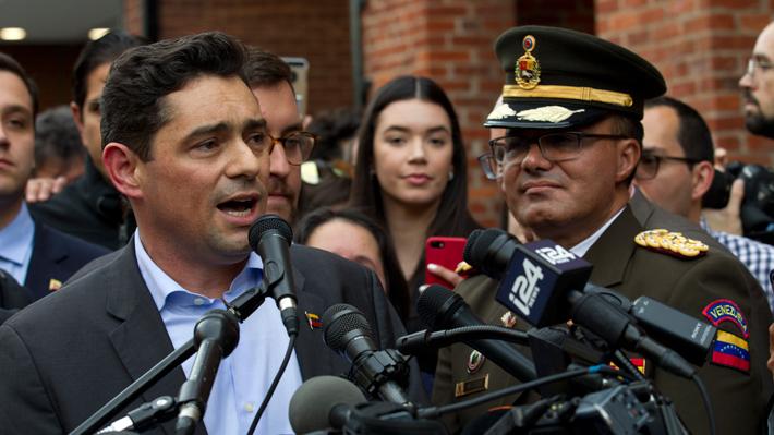 Representante de Guaidó en EE.UU. se reunirá con jefe del Comando Sur