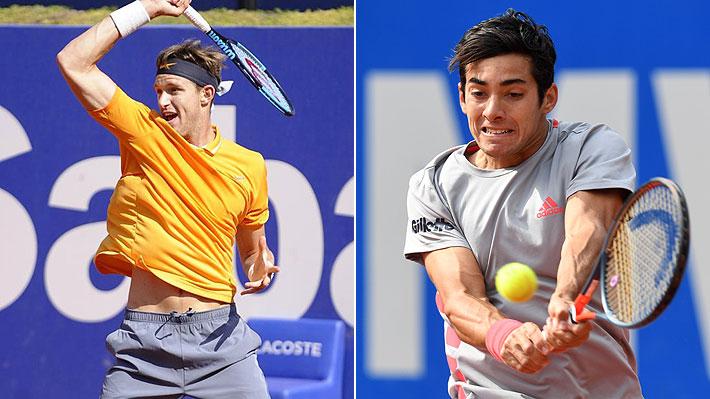 Los rivales que tendrán que vencer Jarry y Garin para medirse entre ellos en cuartos del ATP de Ginebra