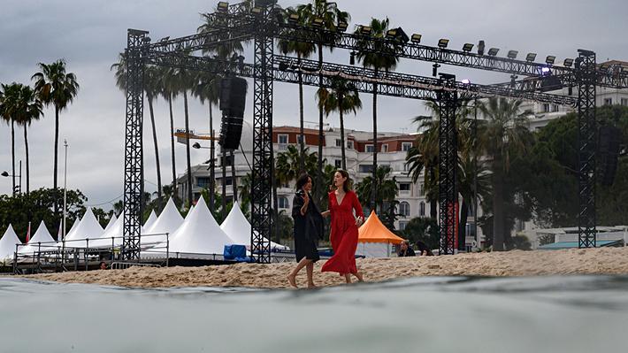 Festival de Cannes es criticado por ser poco ecológico: jets privados, yates en los puertos y basura serían algunas causas