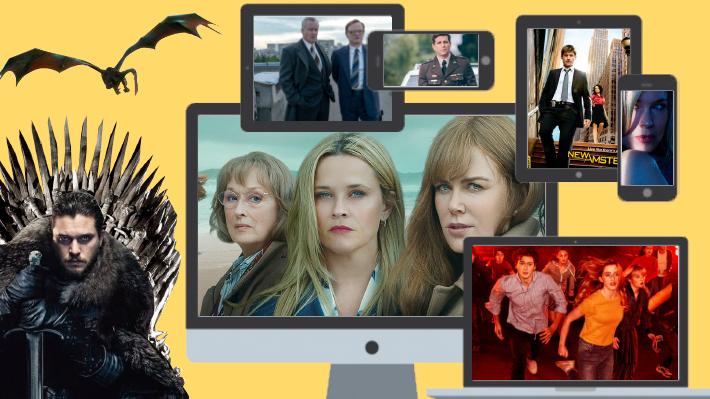 """Viudos de """"Game of Thrones"""": Seis series que surgen como alternativas en las plataformas de streaming"""