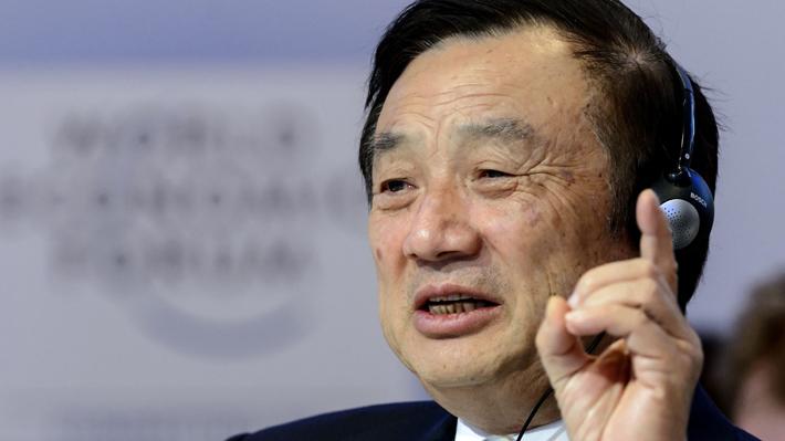 """Fundador de Huawei asegura que está """"discutiendo"""" con Google para encontrar respuesta a sanciones de EE.UU."""
