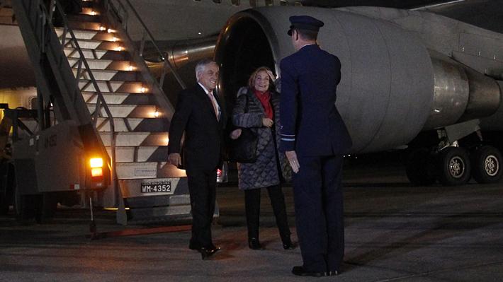 Piñera encabeza aniversario de las Glorias Navales en Iquique por primera vez en 19 años