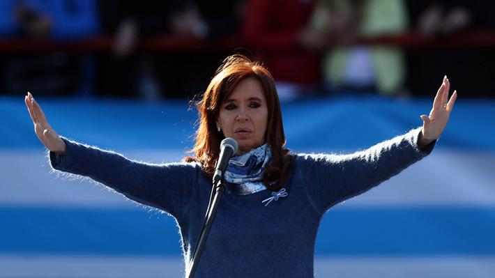 """A horas del juicio en su contra, Cristina Fernández niega los cargos: Es """"una cortina de humo"""" y """"un acto de persecución"""""""