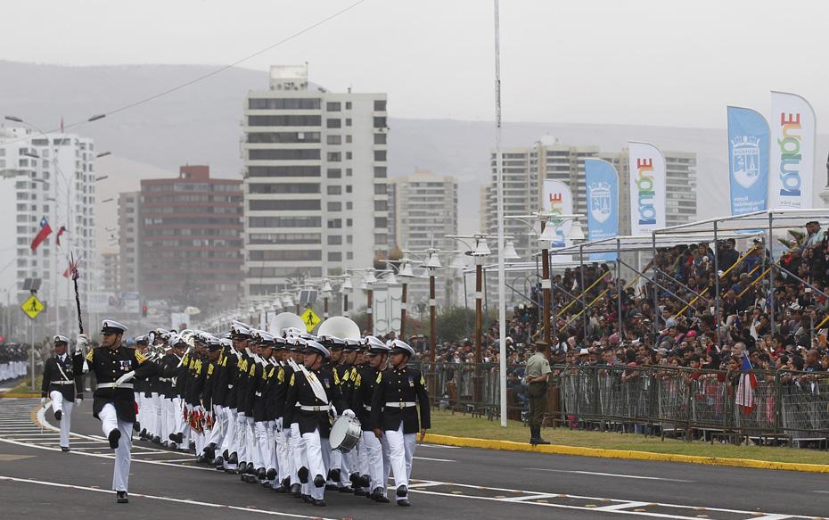 Galería: Revisa las postales que están marcando la conmemoración del día de las Glorias Navales