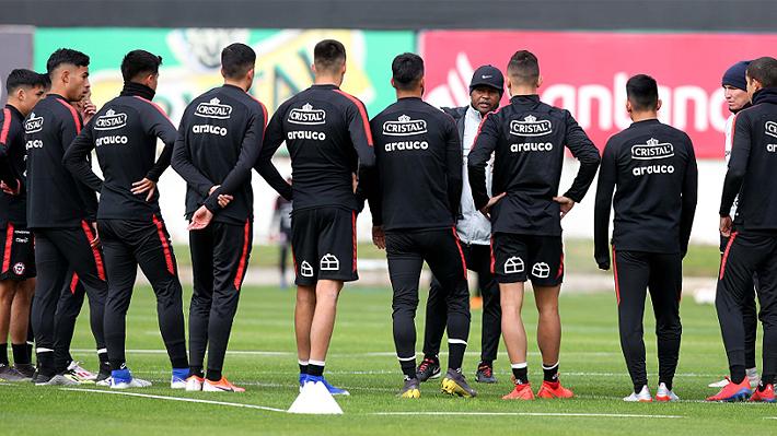"""Destacan Ángelo Araos y Gabriel Suazo: La """"Roja"""" Sub 23 ya oficializó la nómina para torneo en Toulon"""