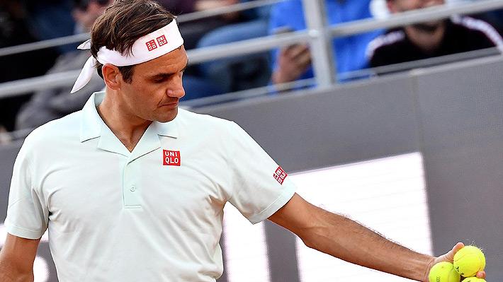 Video: El espectacular control de pelota con el que Federer maravilló y dio la vuelta al mundo