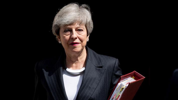 Medios británicos señalan que Theresa May podría renunciar al cargo de Primer Ministro este miércoles