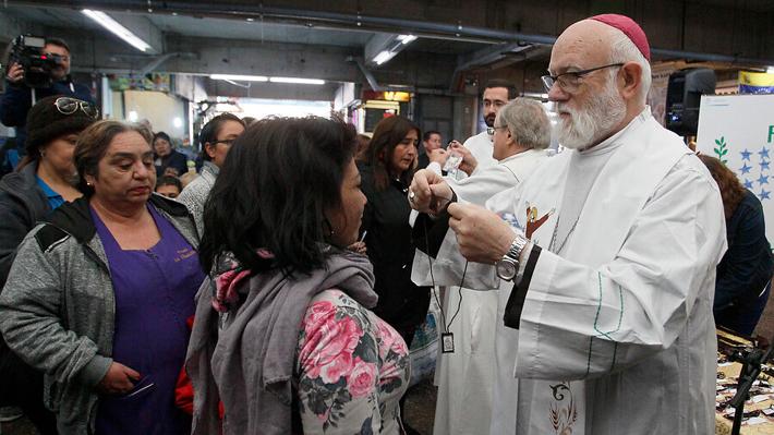 """Aós da la bienvenida a los dos nuevos obispos auxiliares: """"Vienen a servir"""""""