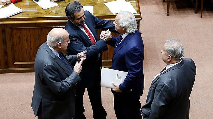 """Senado aprueba por unanimidad proyecto de """"ley antiportonazos"""", que busca andurecer penas a estos delitos"""