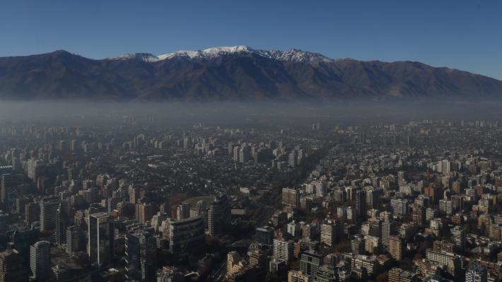 Intendencia Metropolitana decreta primera alerta ambiental del año para este jueves