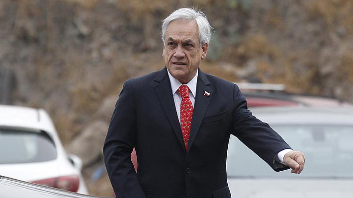 """Piñera defiende viaje de sus hijos a Asia y acusa una """"campaña de mucha mentira y mala intención"""" contra su familia"""